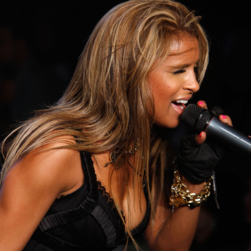 Melody Thornton cover