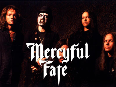 Mercyful Fate cover