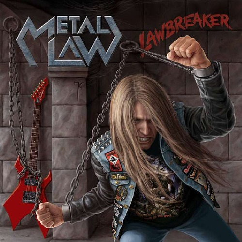 Metal Law cover