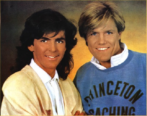 Modern Talking cover