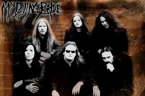 My Dying Bride cover