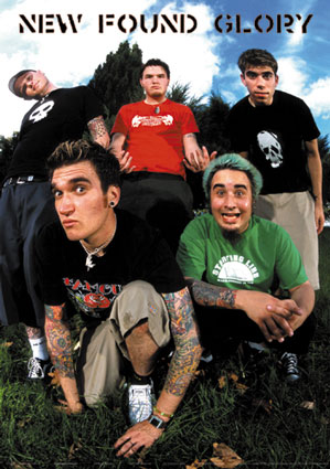 New Found Glory cover