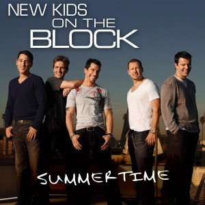 New kids on the block cover