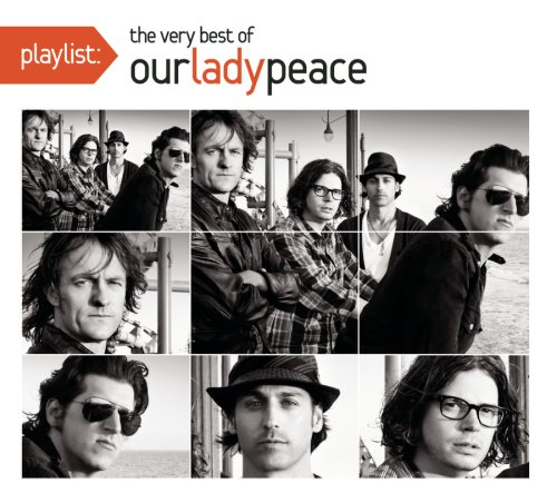 Our Lady Peace cover