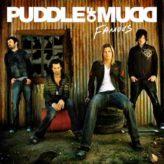 Puddle Of Mudd cover