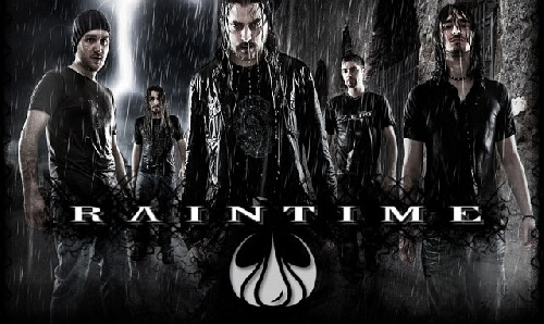Raintime cover