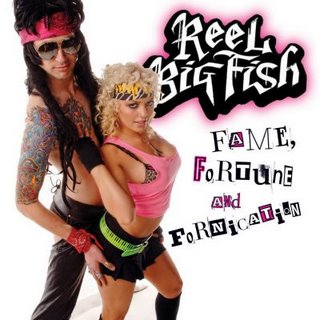 REEL BIG FISH cover