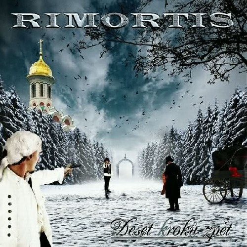 RIMORTIS cover
