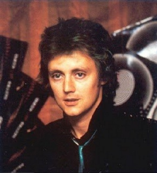 Roger Taylor cover