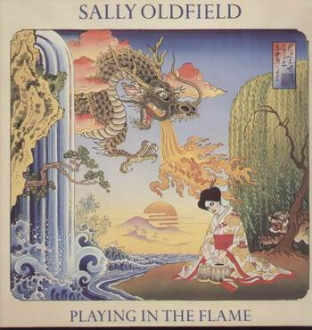 Sally Oldfield cover