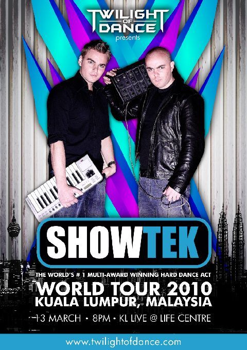 Showtek cover