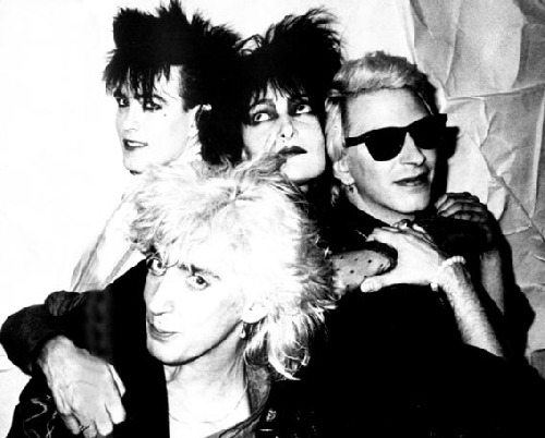 Siouxsie & The Banshees cover