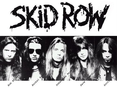 Skid Row cover