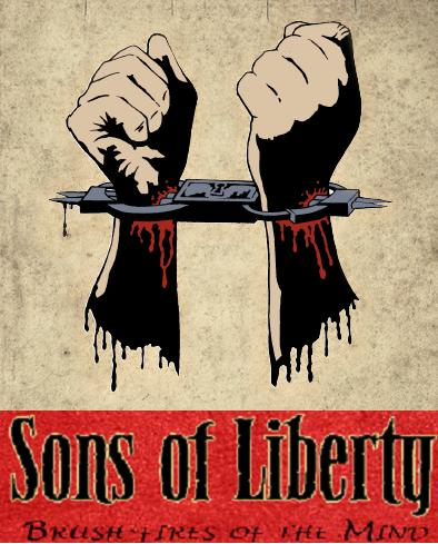 Sons Of Liberty cover