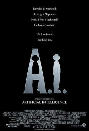 Soundtrack - A.I. Umělá inteligence cover