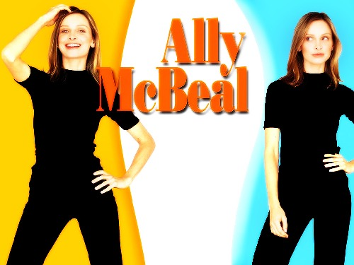 Soundtrack - Ally McBeal cover