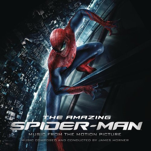 Soundtrack - Amazing Spider-Man cover