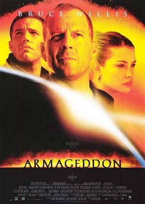 Soundtrack - Armageddon cover