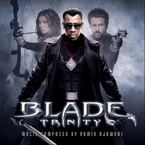 Soundtrack - Blade cover