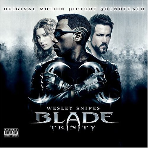 Soundtrack - Blade Trinity cover