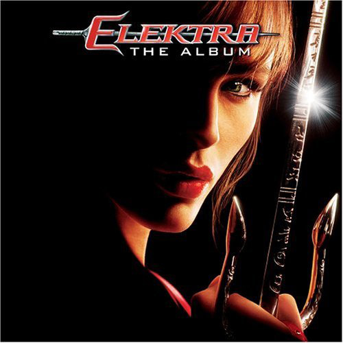 Soundtrack - Elektraa cover