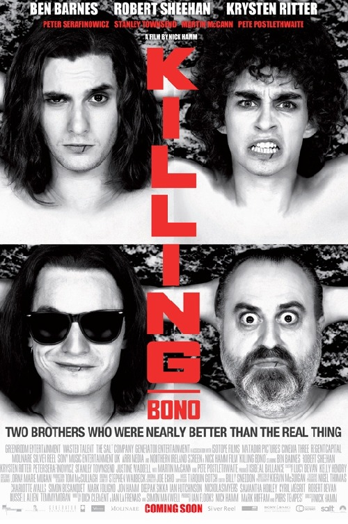 Soundtrack - Killing Bono cover