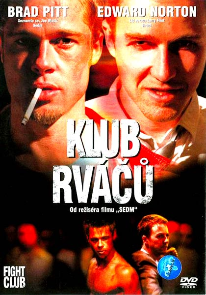 Soundtrack - Klub rváčů cover