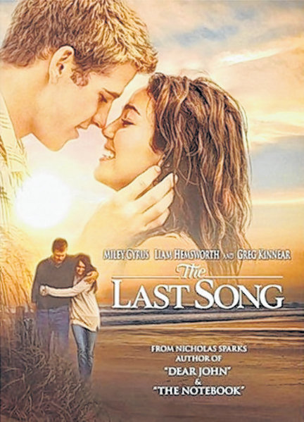 Soundtrack - Last Song cover