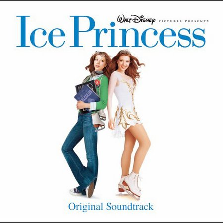 Soundtrack - Princezna ledu cover