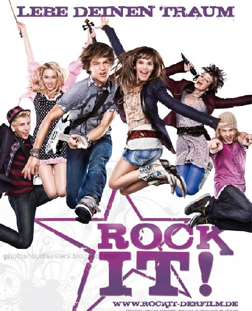 Soundtrack - Rock it! cover