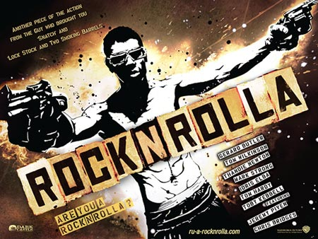 Soundtrack - RocknRolla cover