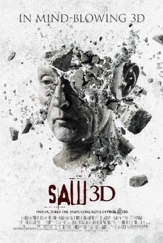 Soundtrack - Saw 3D cover