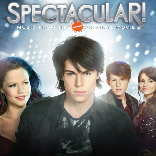 Soundtrack - Spectacular! cover