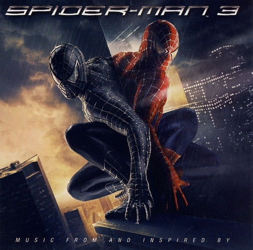 Soundtrack - Spider-Man 3 cover