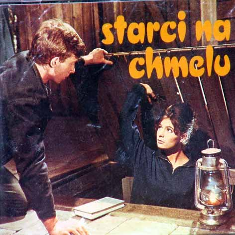 Soundtrack - Starci na chmelu cover