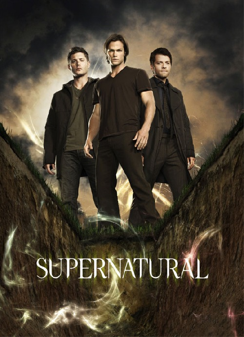 Soundtrack - Supernatural - lovci duchů cover