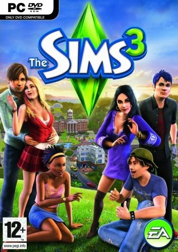 Soundtrack - The Sims 3 cover