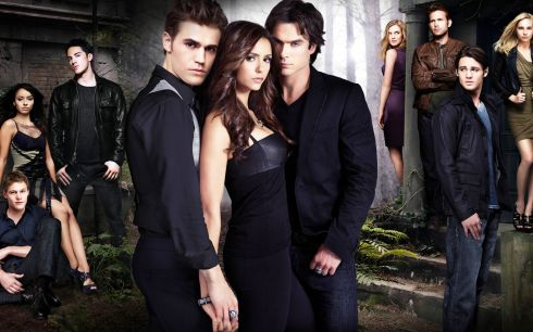 Soundtrack - The Vampire Diaries cover