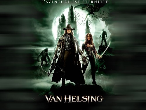 Soundtrack - Van Helsing cover