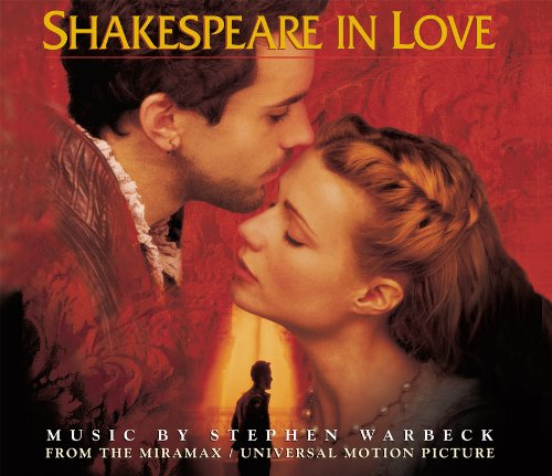 Soundtrack - Zamilovaný Shakespeare cover