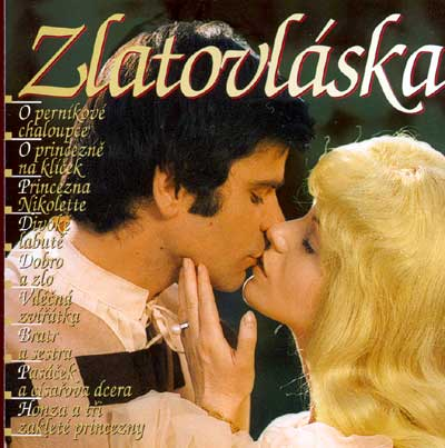 Soundtrack - Zlatovláska cover