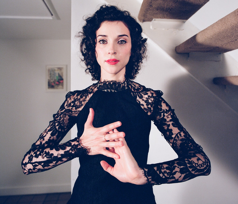 St. Vincent cover