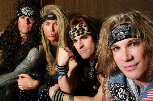 Steel Panther cover