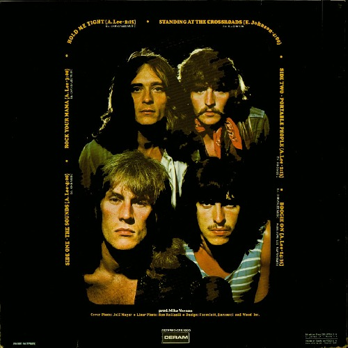 Ten Years After cover