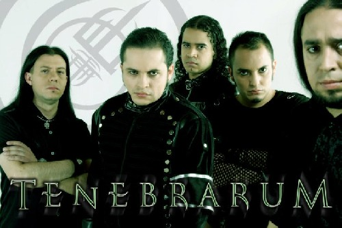 Tenebrarum cover