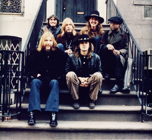 The Allman Brothers Band cover