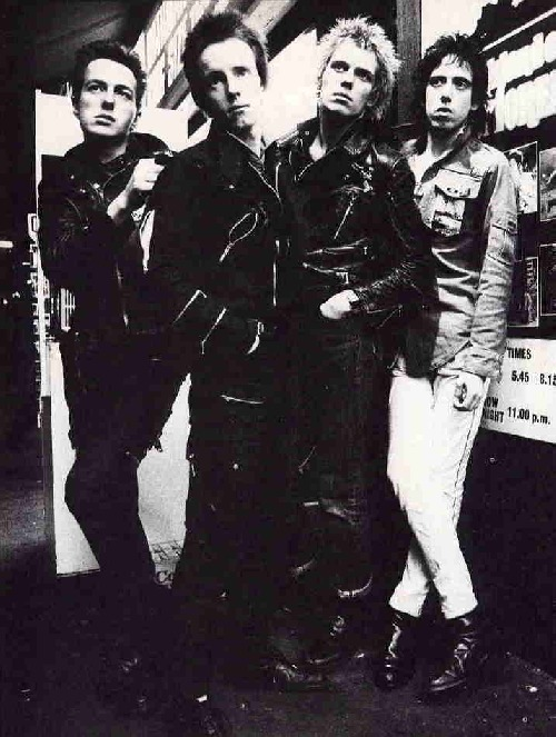 The Clash cover