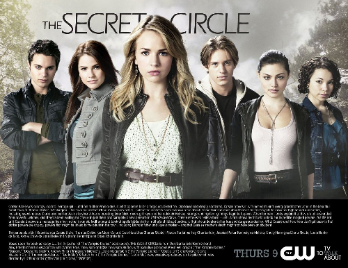 The Secret Circle cover