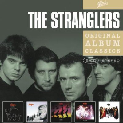 The Stranglers cover
