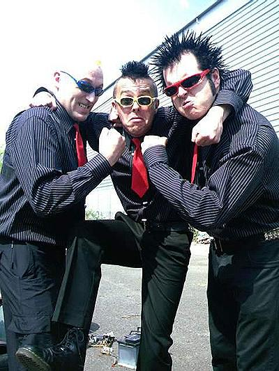 The Toy dolls cover